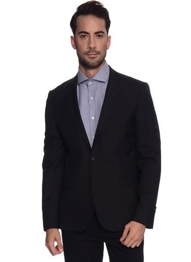 Cotton Bar Ceket Siyah